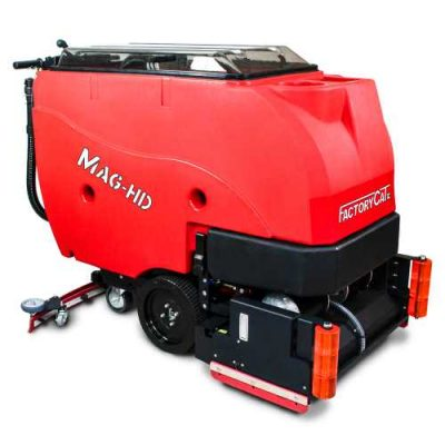 Factory Cat Mag-HD Pedestrian Scrubber Dryer