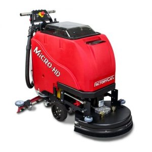Factory Cat Micro HD Scrubber Dryer