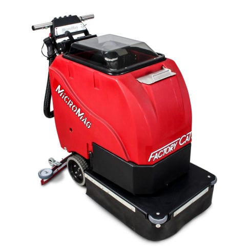 Factory Cat Micro-Mag Scrubber Dryer