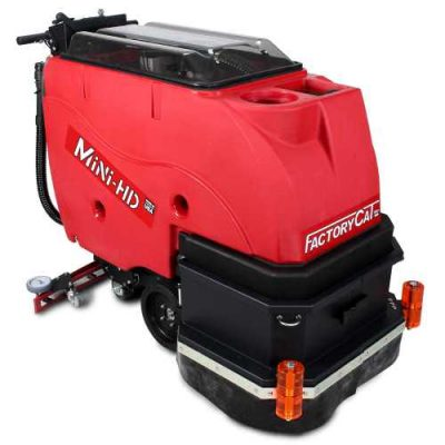 Factory Cat Mini-HD Walk Behind Scrubber Dryer