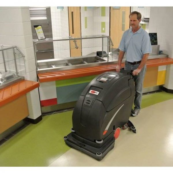 Viper Fang 26 T scruibber drier for catering environments