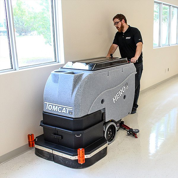 Factory Cat MAG-HD large area floor cleaner