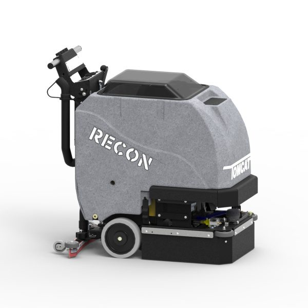 Factory Cat MicroMag scrubber dryer