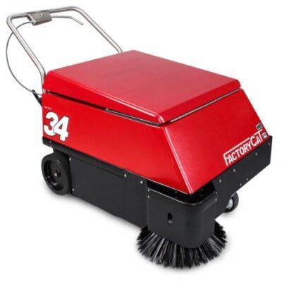 Factory Cat Model 34 Industrial Sweeper