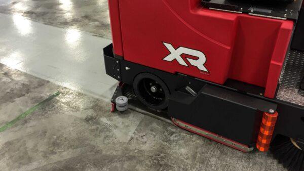 Factory Cat XR heavy duty rid eon floor cleaning machine