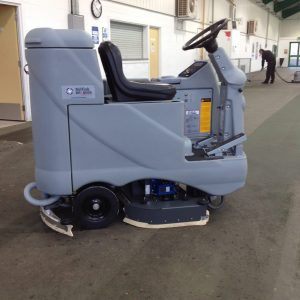 Medium/Large Ride on Floor Scrubbers