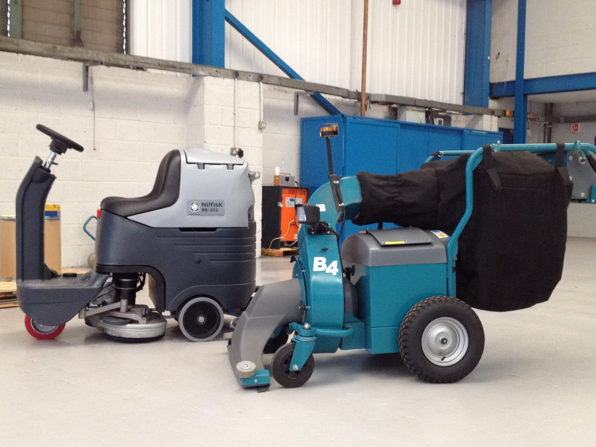 Tennant floor cleaning machines for sale