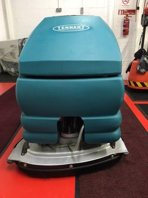 Tennant 5680 scrubber drier refurb