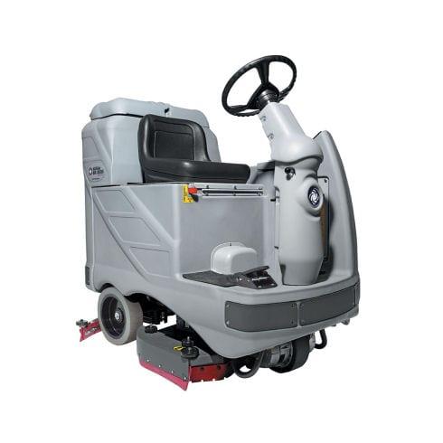 Nilfisk BR850 S X heavy duty ride on scrubber drier
