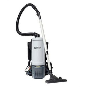 Nilfisk GD5 compact backpack vacuum cleaner
