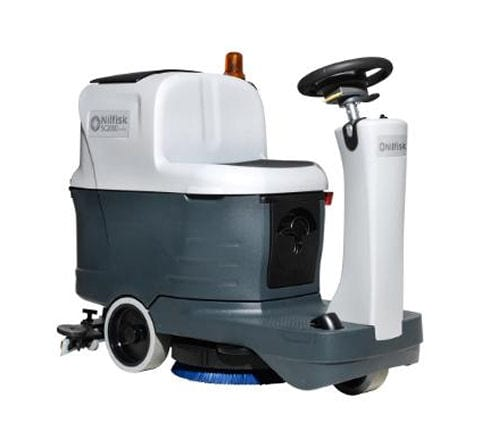 Nilfisk SC2000 compact ride on scrubber drier