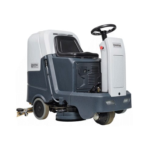 Nilfisk SC3500 affordable ride on scrubber drier