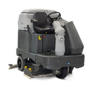 Nilfisk SC6500 large capacity ride on scrubber drier