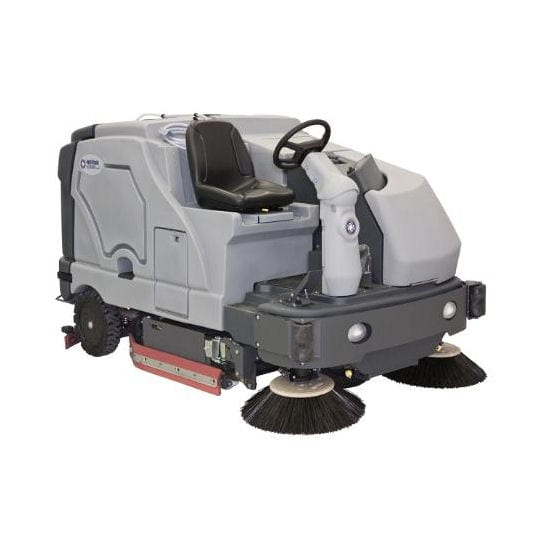 Nilfisk SC8000 large capacity floor scrubber sweeper