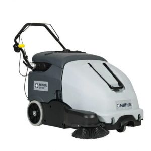 Nilfisk SW900 walk behind floor sweeper
