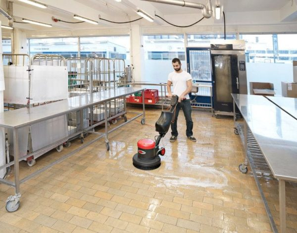 LS160 SIngle DIsc Floor Scrubber