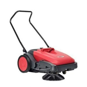 Viper PS480-EUI walk behind push along floor sweeper