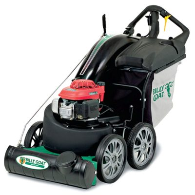 Billy Goat MV 650H heavy duty outdoor vacuum