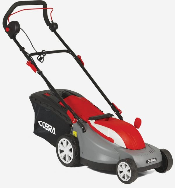 Cobra GTRM38 mains powered lawnmower