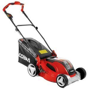 Cobra MX41 40V battery lawnmower