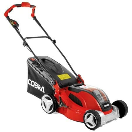Cobra MX41 40V battery lawnmower