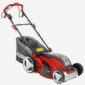 Cobra MX46S 40V Battery mower with mulch facility