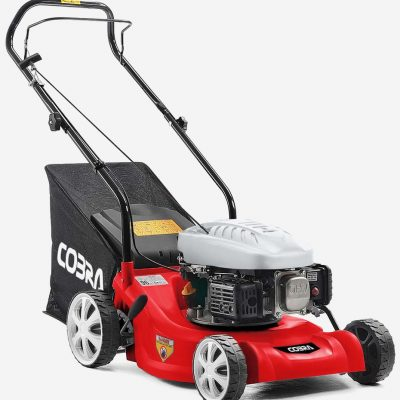 Cobra Original range of engine powered lawnmowers