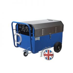 DTE 400 HM hot mobile industrial pressure washer