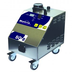 Matrix SO4 and SO8 commercial steam generators
