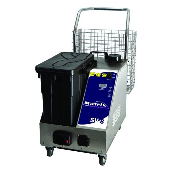 Matrix SV8 steam generator