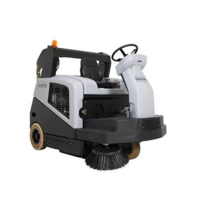 Nilfisk SW 5500 ride on floor sweeper