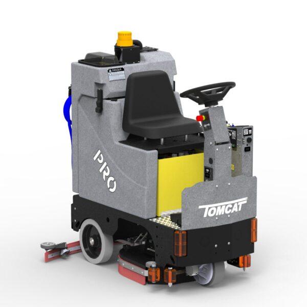 Factory Cat Pilot-HD micro rider scrubber dryer