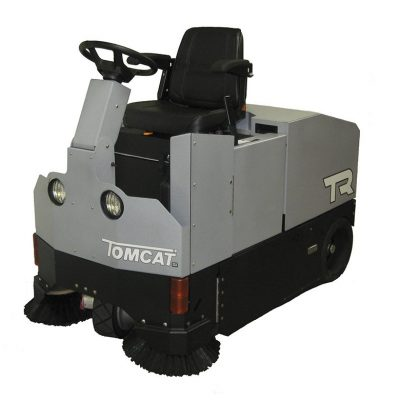 Factory Cat TR ride on sweeper