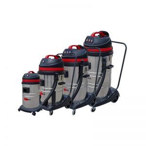 Viper LSU wet and dry vacuums in four tank sizes