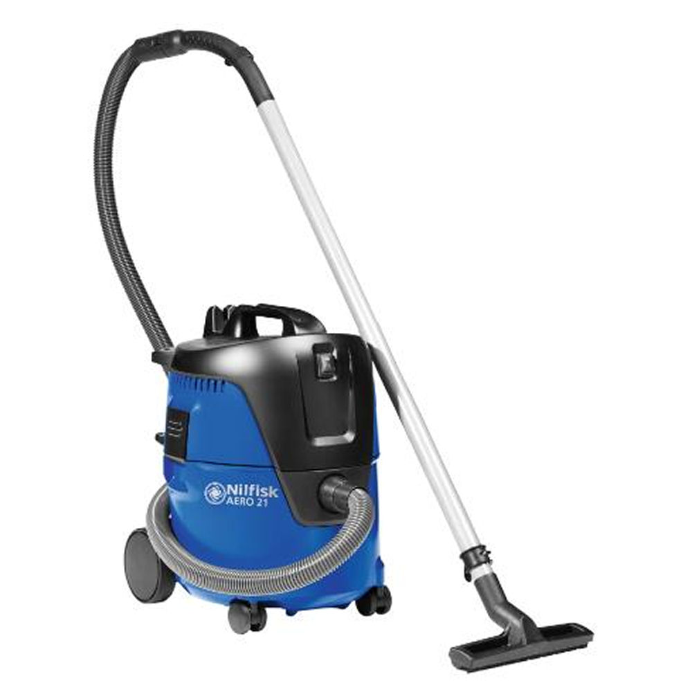 A compact wet & dry vacuum for the trade