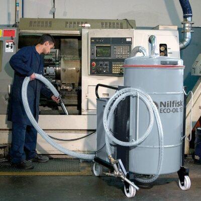 Oil & Swarf Vacuums