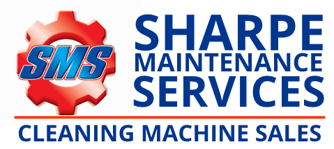SMS logo - cleaning equipment sales