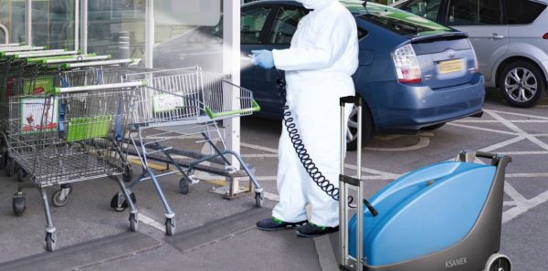 Fimap K-Sanex Equipment Sanitizer