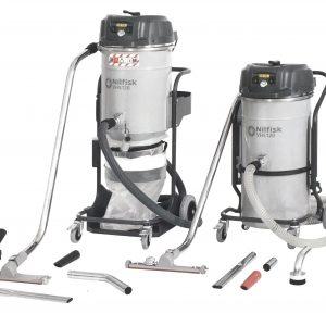 All-in-One Industrial Vacuum Range