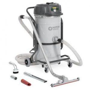 nilfisk vhs120 cb general cleaning industrial vacuum