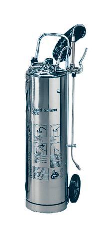 Nilfisk 20 litre stainless steel liquid sprayer