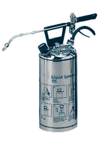 Nilfisk Stainless Steel spray sanitizers
