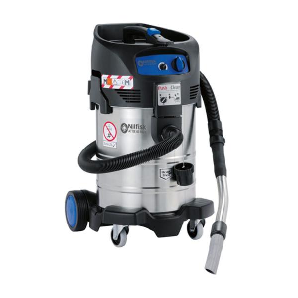 ATEX Zone 22 Wet & Dry Vacuum