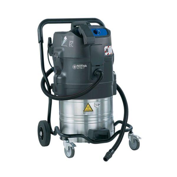 ATEX Zone 22 M class hazardous dust vac