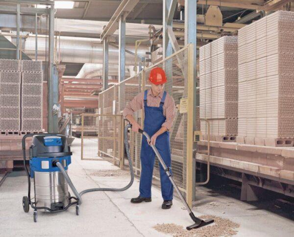 Tile industry industrial vacuum