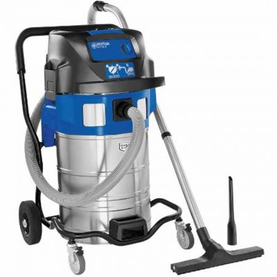 Industrial vacuum for wet & dry recovery