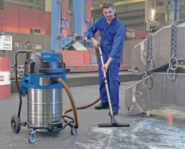 Engineering plant industrial vacuum