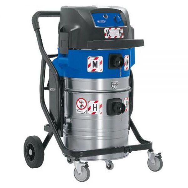 M & H Class Hazardous Dust Wet & Dry Vac