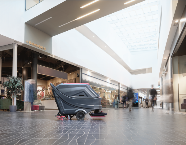 Viper AS7190TO Orbital floor scrubber for retail cleaning