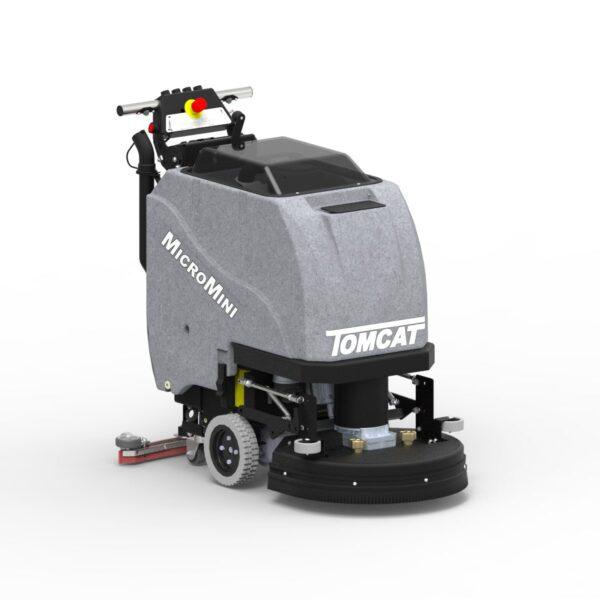 Factory Cat Micro-Mini floor scrubber drier